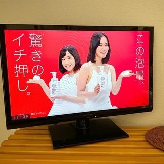 【差し上げます!】PanasonicのテレビとDVDプレー…
