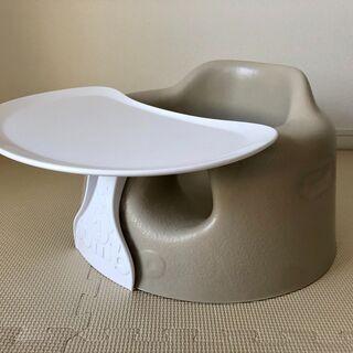 【ほぼ新品・箱付き】BUMBOバンボベビーソファ・テーブル付き