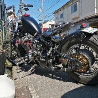 スティード 400cc アメリカン バイク