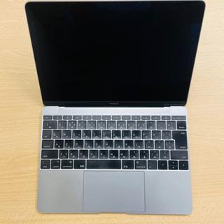 【決まりました】MacBook 12インチ 2016 スペースグ...