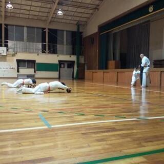 今日!! 明野北小学校です!