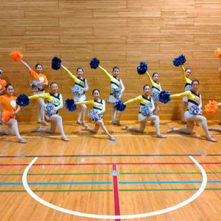 【MoB stud!o宮の沢】チアダンスチームSweety Fr...