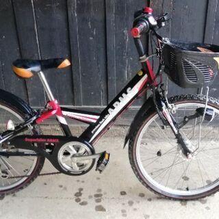 男児 子供用 自転車 22インチ シマノ6速 マウンテンバイク ...