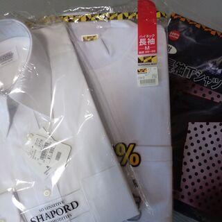 ☆★無料!未使用品 Tシャツ Yシャツ3枚セット サイズ:M ワ...