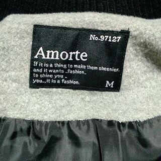 【9割引き!】アモーテ amorte ウール ジャケット アウター M - 豊中市