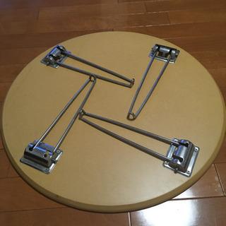 折り畳み テーブル - 家具