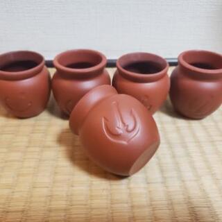 神戸フランツ「神戸魔法の壷プリン®」空き容器5個