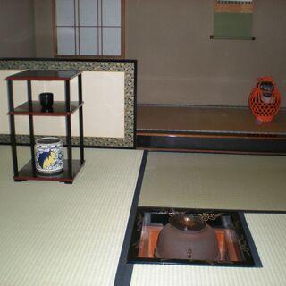 和菓子作りと茶道体験