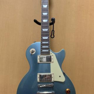 Epiphone エレキギター レスポール ブルー