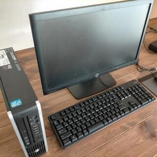HPデスクトップパソコン一式