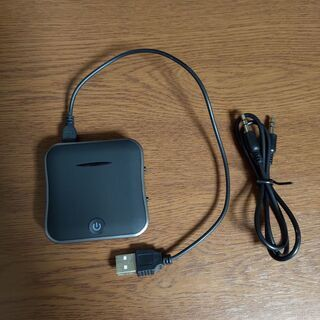 Bluetoothトランスミッター オーディオレシーバー 送受信...