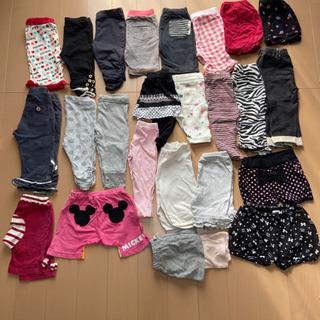 女の子 80サイズ まとめ売り 65枚 - 子供用品