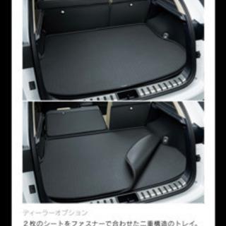 LEXUS NX用ラゲッジマット 美品