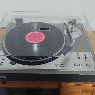 パイオニア  PL-500S  フルオート  レコードプレーヤー     レコード針、新品 - 山口市