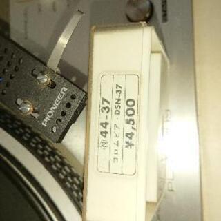 パイオニア  PL-500S  フルオート  レコードプレーヤー     レコード針、新品 - 売ります・あげます