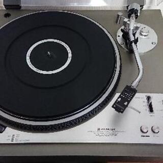 パイオニア  PL-500S  フルオート  レコードプレーヤー     レコード針、新品 - 家電