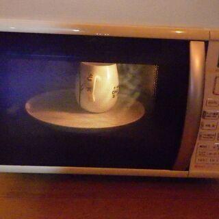 シャープ 重量センサー搭載 オーブンレンジ RE-A18-W