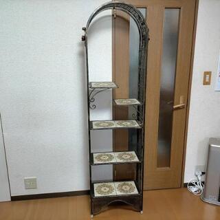 アイアン家具3点セット◆アンティーク◆市内配送可!! - 札幌市