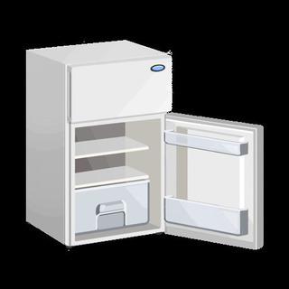 あげます♪(´ε` )  ジャンク 冷蔵庫 2ドア 下取り用など...