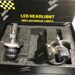 バイク ヘッドライト LED H4
