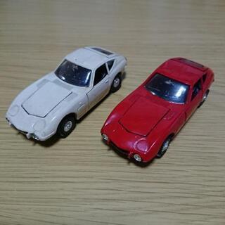 ダイヤペット トヨタ2000GT 2台セット