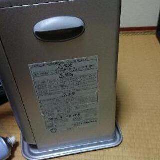 【再出品】ファンヒーター(2005年製) - 下関市