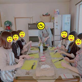 같이 만들어 먹어요~😁福岡博多駅ラオン韓国語教室💡