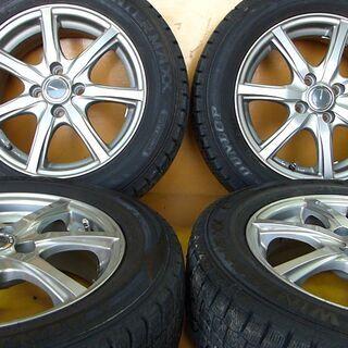 スタッドレスタイヤ   DUNLOP WINTER MAXX R15