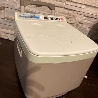 保温付き足湯機