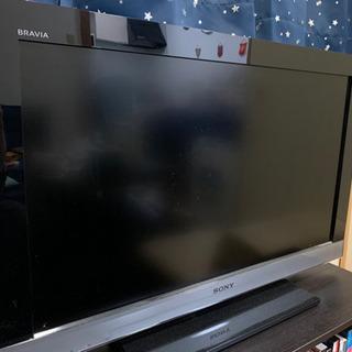 ソニー32型液晶テレビ &テレビ台セット 2011年製 K…