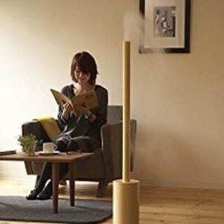 美品 IDEA デザイン性のある超音波加湿器chimney…