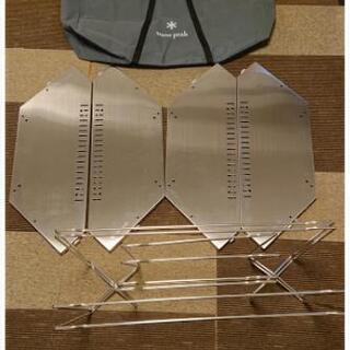 【展示未使用品】スノーピーク ジカロテーブル