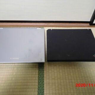 古っ ,ノートパソコン ,2台 ,0円