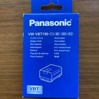 パナソニック ビデオカメラ用バッテリー VW-VBT190…