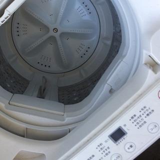 【平日割引あり】MUJI 無印良品 電気洗濯機 4.5kg