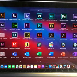 【ネット決済・配送可】MacBook pro 最新OS Big ...
