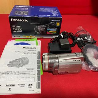 Panasonic デジタルビデオカメラ HDC-TM30…