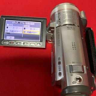 Panasonic デジタルビデオカメラ HDC-TM300-S - 家電