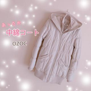 OZOC☆中綿コート