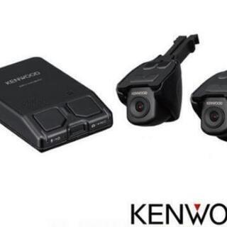 ケンウッド ドライブレコーダー DRV-MN490B 彩速ナビ連...