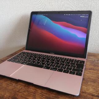 【ネット決済・配送可】Macbook Retina 12inch...