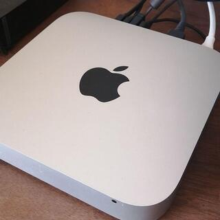 【ネット決済・配送可】Apple Mac mini Late 2...