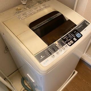取引者決定✿洗濯機 日立6kg 【エアジェット乾燥付き】