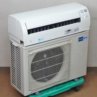 エアコン18畳用‼️2016年製‼️三菱霧ヶ峰 取付け販売