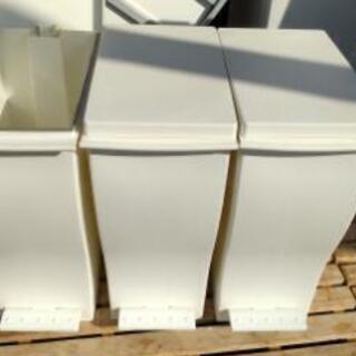 [kcudゴミ箱33リットル×3]リサイクルショップヘルプ