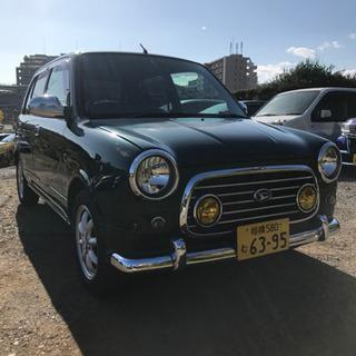 【ネット決済】1月限定特価❗️ミラジーノ❗️ナビ付き❗️車検付き❗️