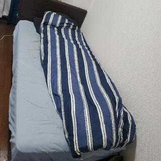 ベッドです