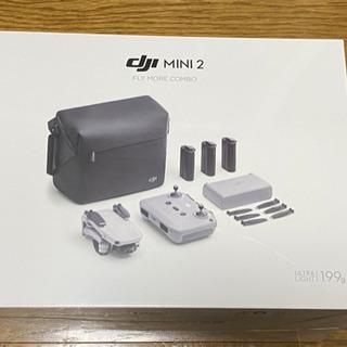 新品未開封 DJI Mini 2 Fly More コンボ① お...
