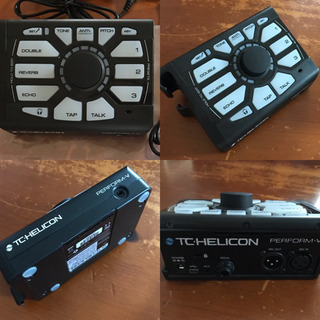 【ネット決済】美品‼︎ TC HELICON PERFORM-V...