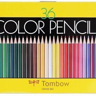 【新品】トンボ鉛筆 色鉛筆 NQ 36色 CB-NQ36C